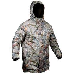Jagdjacke 100 warm camouflage