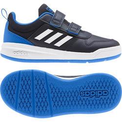Tennisschoenen voor kinderen Adidas Tensaurus zwart blauw