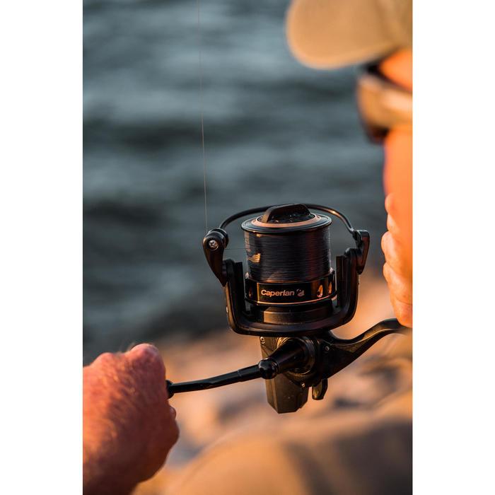 Molen voor karpervissen Adonis 5000 zwart