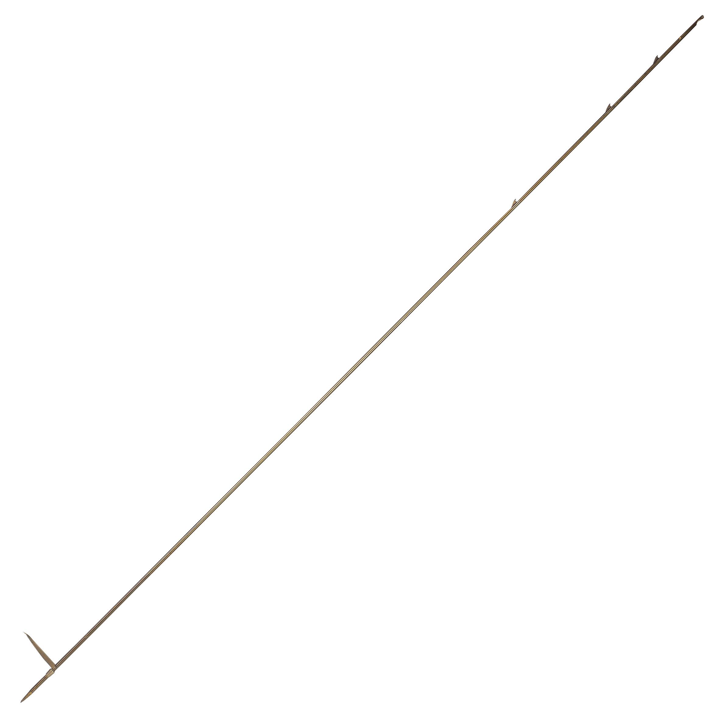 Săgeată 3 vârfuri Ø6,5MM 115cm la Reducere poza