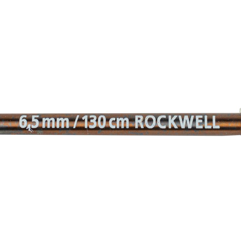 FLECHE 6.5MM ROCKWELL 130 cm de chasse sous-marine en apnée