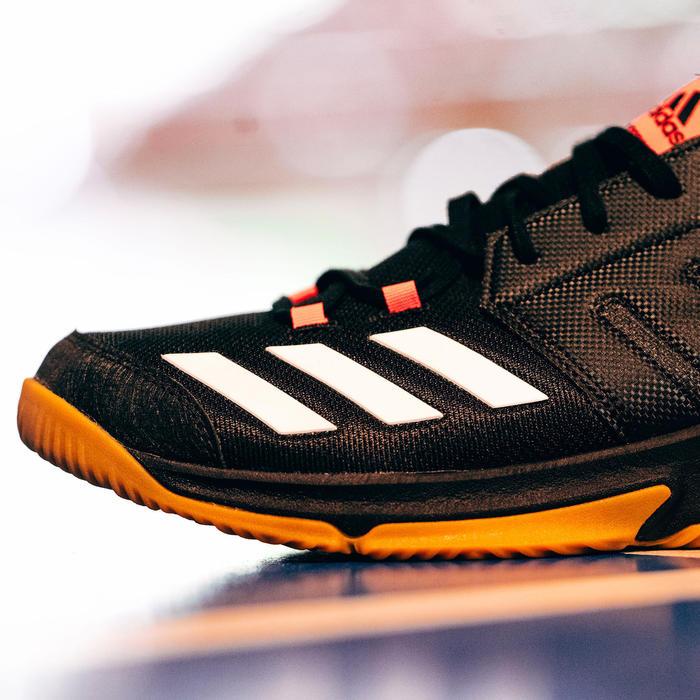 Chaussures de handball homme ESSENCE noir/rose