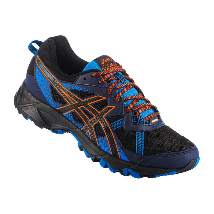 Pionero aguja Odia  ASICS GEL KANAKU 3 MEN'S TRAIL RUNNING SHOES BLUE/ORANGE ASICS - Decathlon