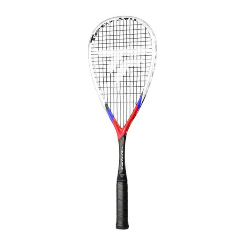 FELNŐTT FALLABDA FELSZERELÉSEK Squash, padel - Squash ütő Carboflex 130   TECNIFIBRE - Squash, padel