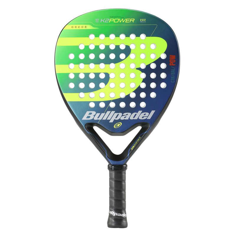 FELNŐTT PADEL ÜTŐK Squash, padel - Padelütő Bullpadel K2 Power 21 BULL PADEL - Padel