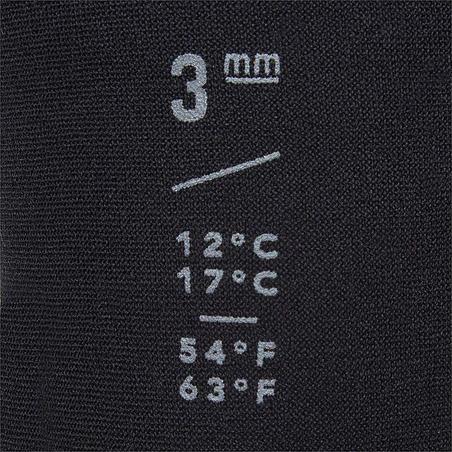 3 mm Neoprene Surf Sock Booties
