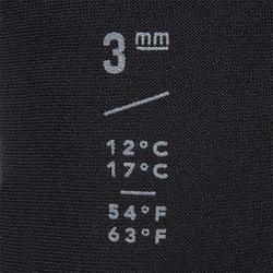 Surflaarsjes in neopreen van 3 mm