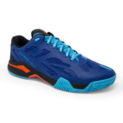 CHAUSSURES DE PADEL PS 990 MEN STABILITY BLEU ORANGE