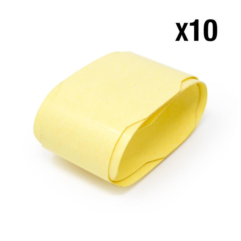 Cinta de protección duradera x10