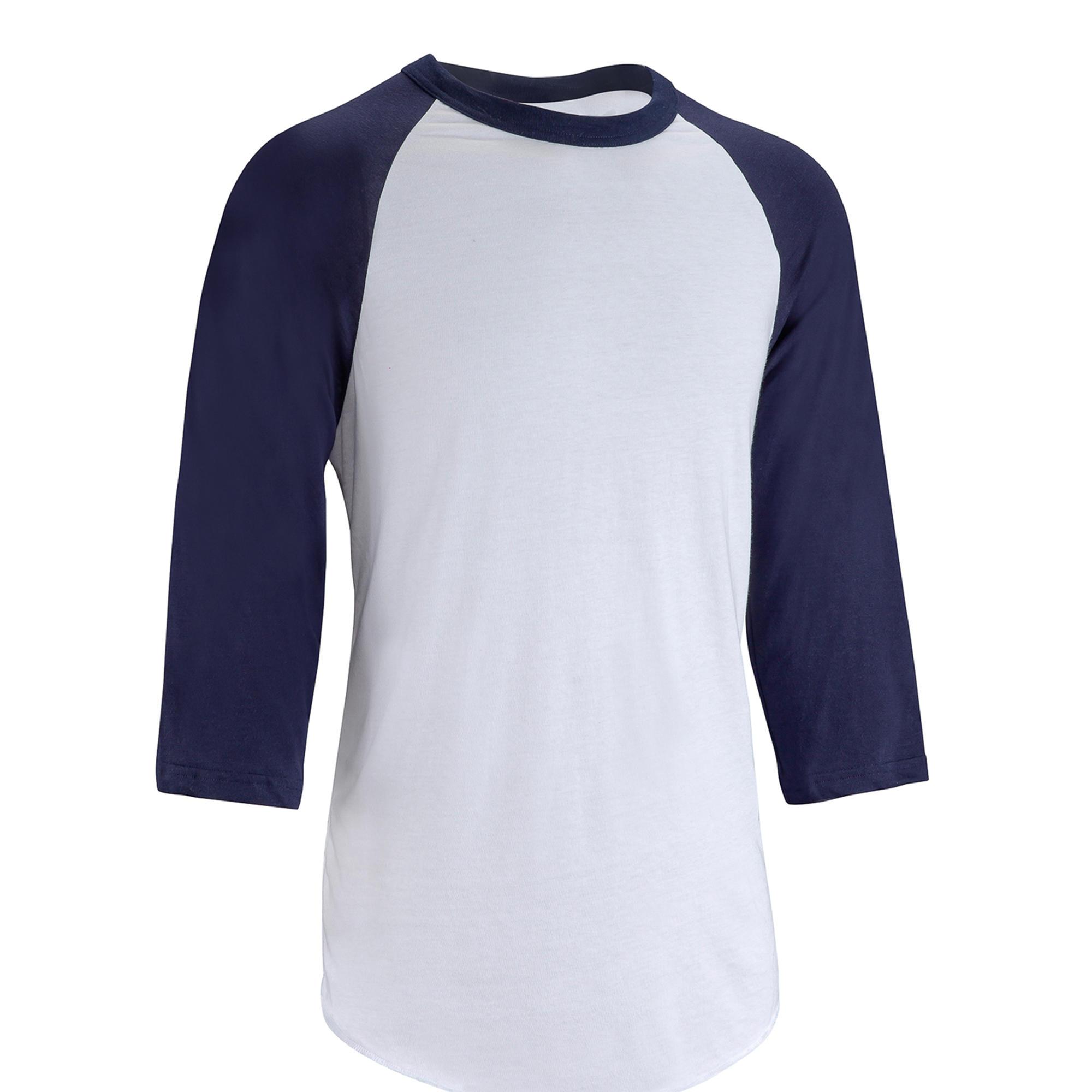 Bluză baseball 3/4 BA 550 la Reducere poza