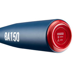 Baseballbat aluminium BA150 29/32 inch
