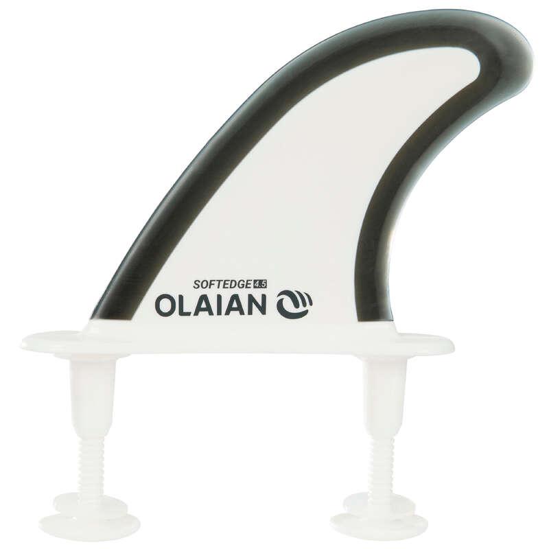 Szörf deszka tartozékok, kiegészítők Kajak-kenu, SUP, csónak - Puha élű szkeg 100-as OLAIAN - Stand up paddle, SUP