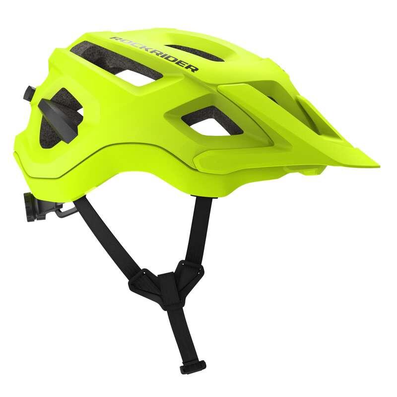 Шлемы велосипедные для взрослых Велоспорт - ШЛЕМ Д/ГОРН.ВЕЛОСИПЕДА ST 500 ROCKRIDER - Экипировка