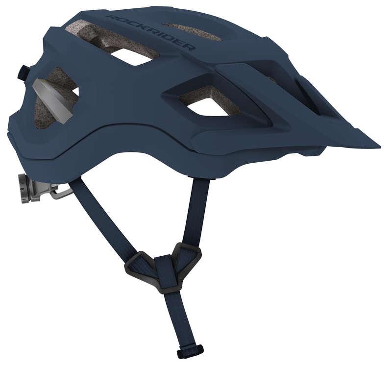 Шлемы велосипедные для взрослых Шлемы - ШЛЕМ Д/ГОРН. ВЕЛ. ST 500 ROCKRIDER - Шлемы