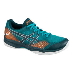 Chaussures de BADMINTON, SQUASH ET SPORTS INDOOR GEL-COURT HUNTER 2 Bleu sarcel