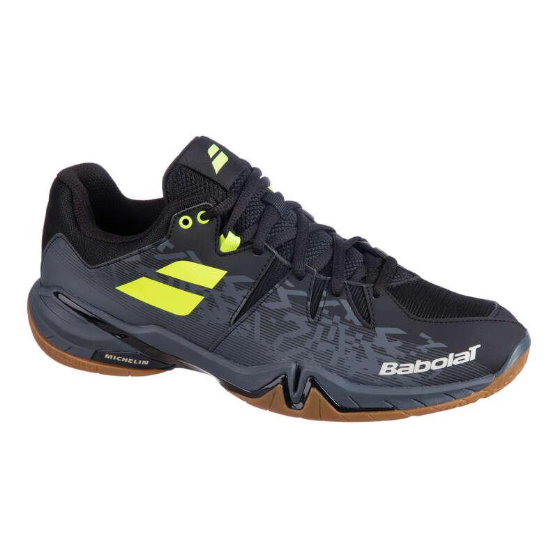 Herren Schuhe Experte Squash - Badmintonschuhe Shadow Spirit BABOLAT - Squash