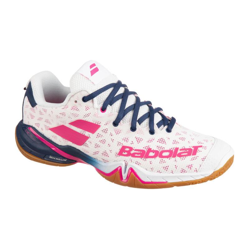 Chaussures Badminton Babolat femme
