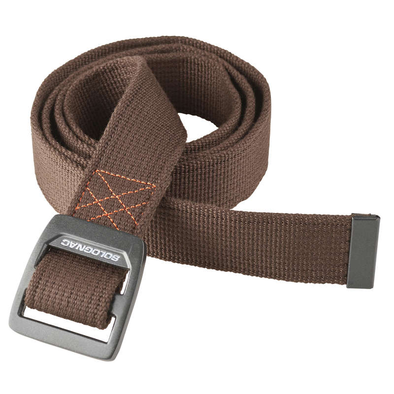 Îmbrăcăminte vânătoare Imbracaminte - Curea X-Access maro SOLOGNAC - Accesorii