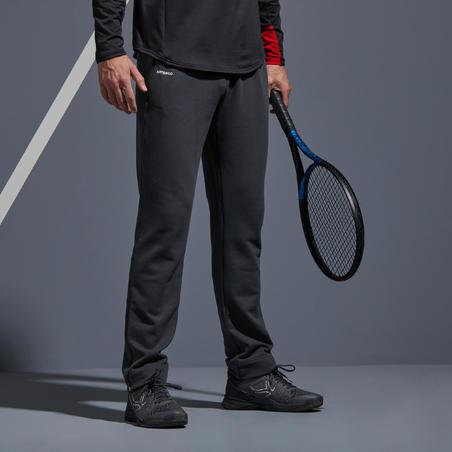 Men's Tennis Thermal Bottoms TPA 500 - Charcoal Grey - Decathlon