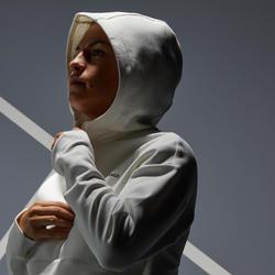 Sweatshirt SW Dry 900 Tennis Damen Off White