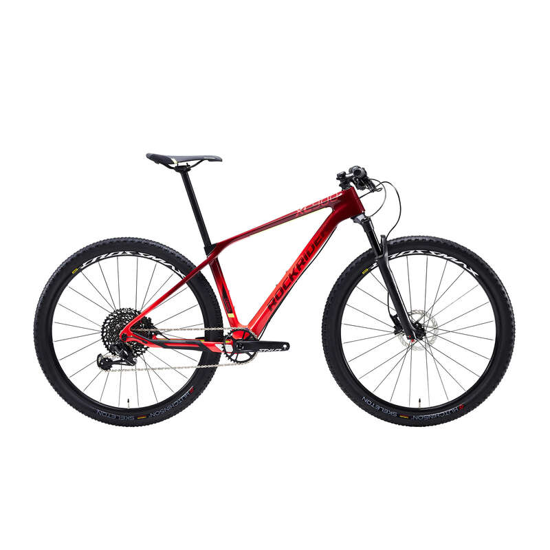 CROSS COUNTRY DAĞ BİSİKLETİ YETİŞKİN Dağ Bisikleti - ROCKRIDER XC 900 MTB  ROCKRIDER - All Sports