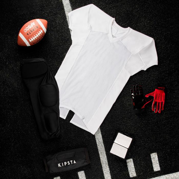 Maillot de Football américain pour adulte AF 550 blanc