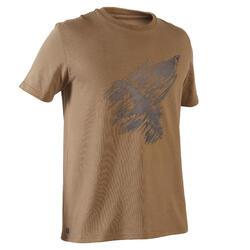 T-shirt de Caça 100 Perdiz