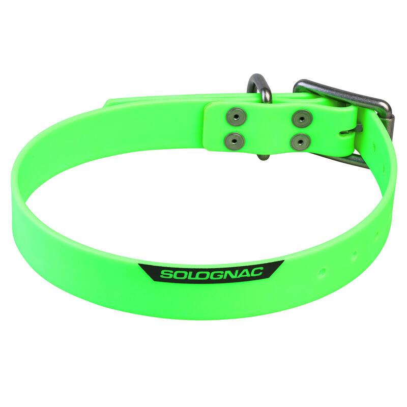 Collier chien Vert 900