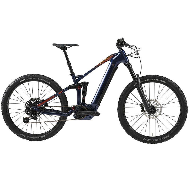 VUXEN ALL MOUNTAIN BIKE ELEKTRISKA CYKLAR Cykelsport - STILUS E-AM V2 STILUS - Mountainbikes, Eldrivna MTB, All Mountain MTB