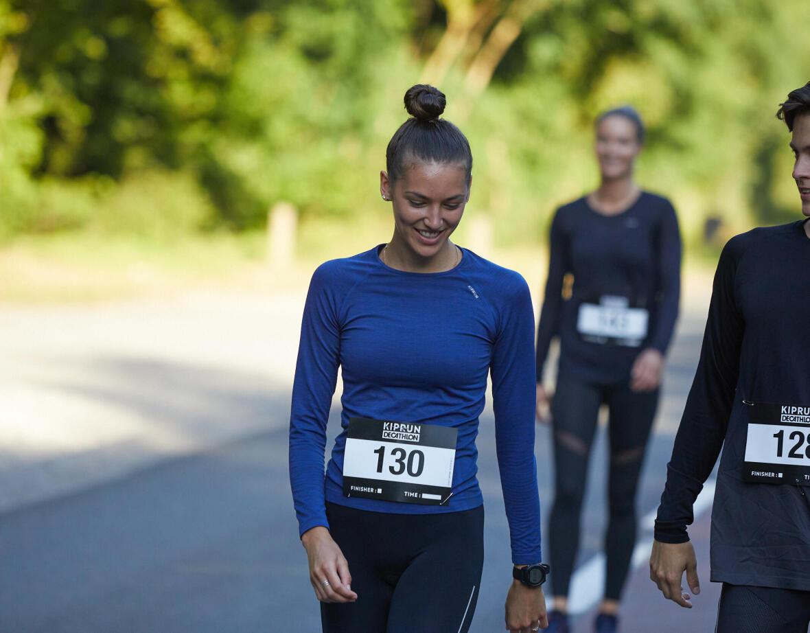 Lopen, wandelen en pilates: het winnende trio