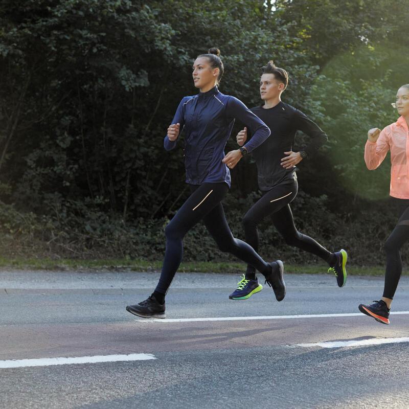 Pilates, joggen en wandelen: het winnende trio