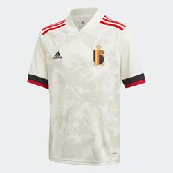Voetbalshirt voor kinderen België uit 20
