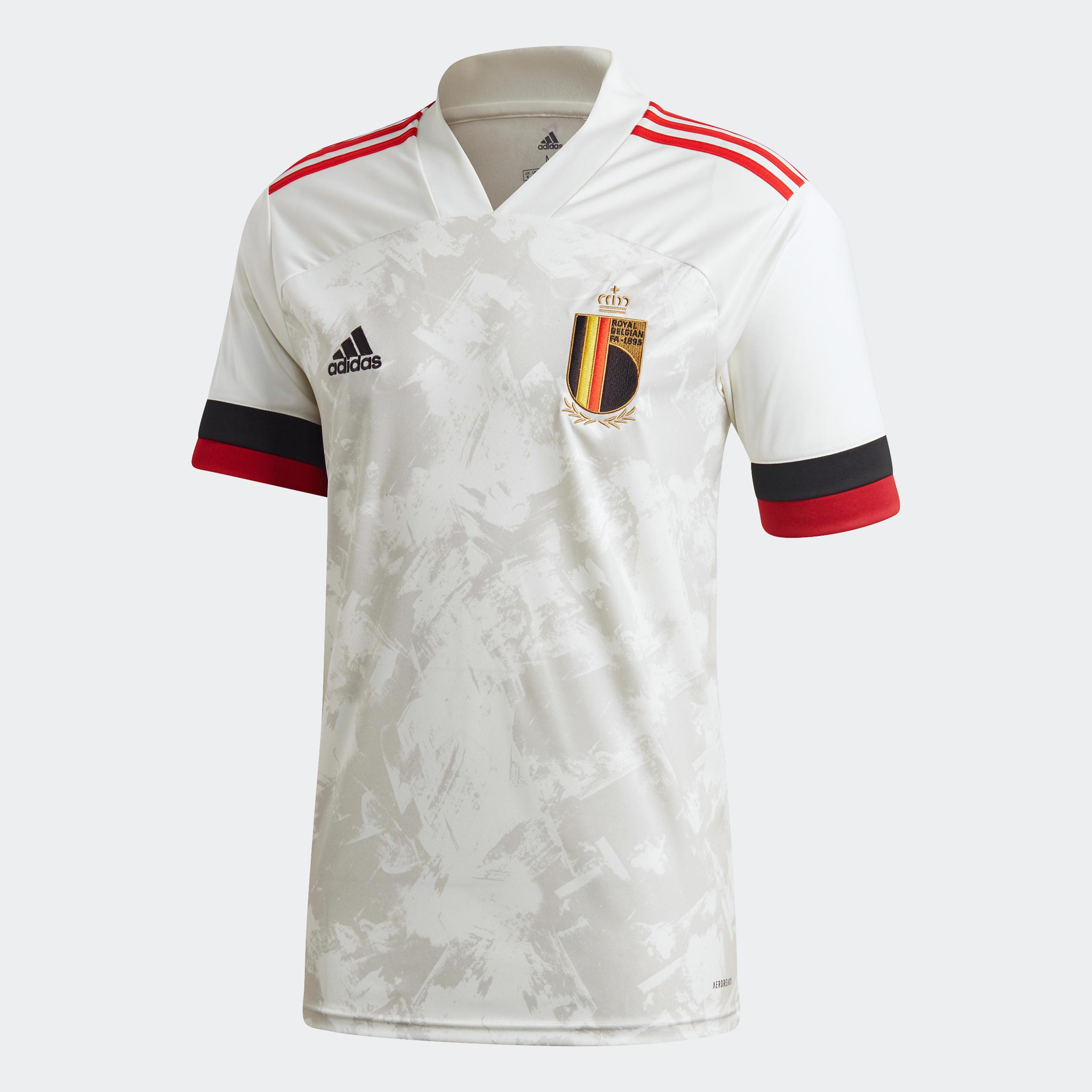 Tricou Fotbal Belgia Adulți