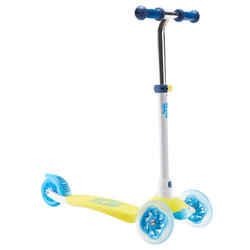 Kids' Scooter B1 500 V2 - Yellow/Blue