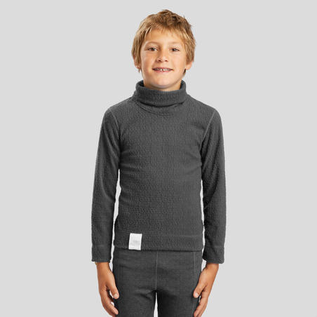 BL Ski 2Warm Base Layer Top - Kids