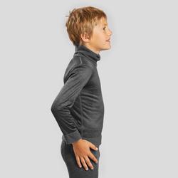 Sous-vêtement de ski enfant 2warm haut gris