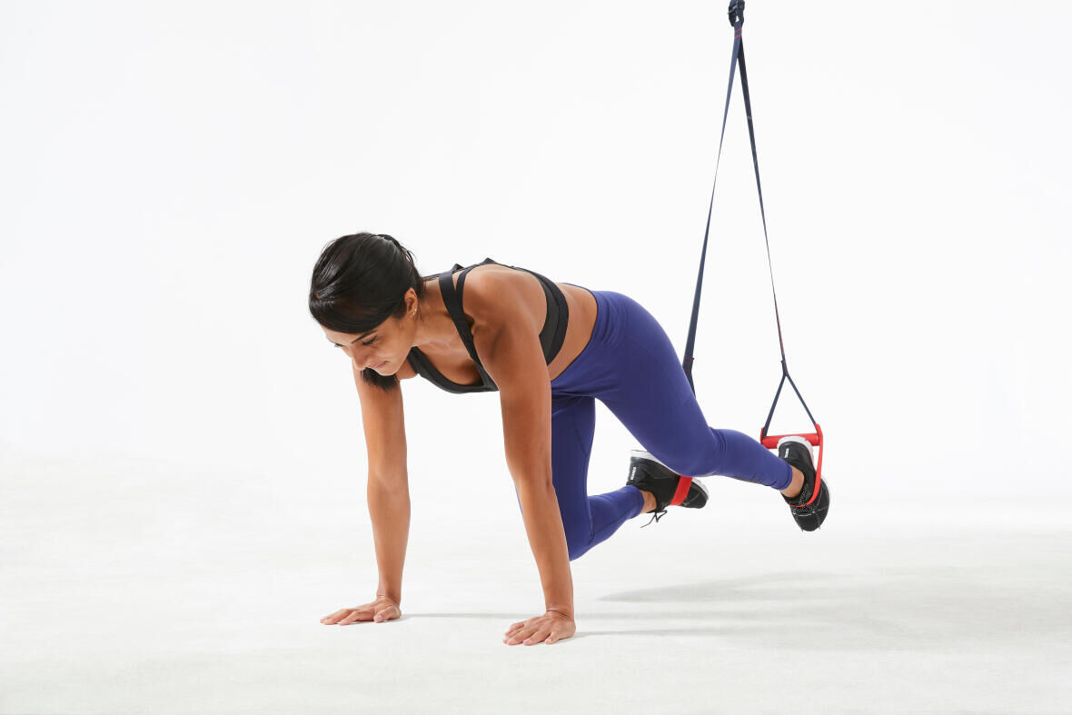 Comment utiliser des sangles de suspension ? | Exercices musculation