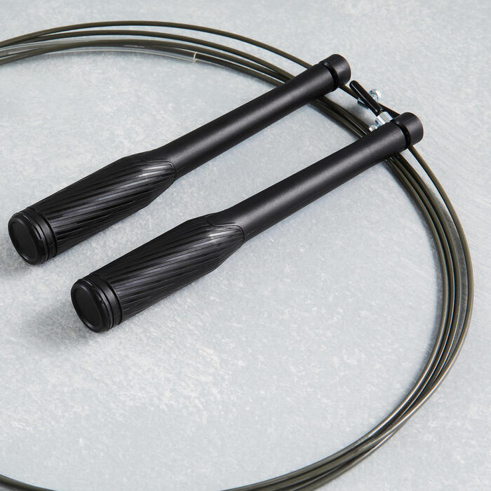 Speed Skipping Rope - Black