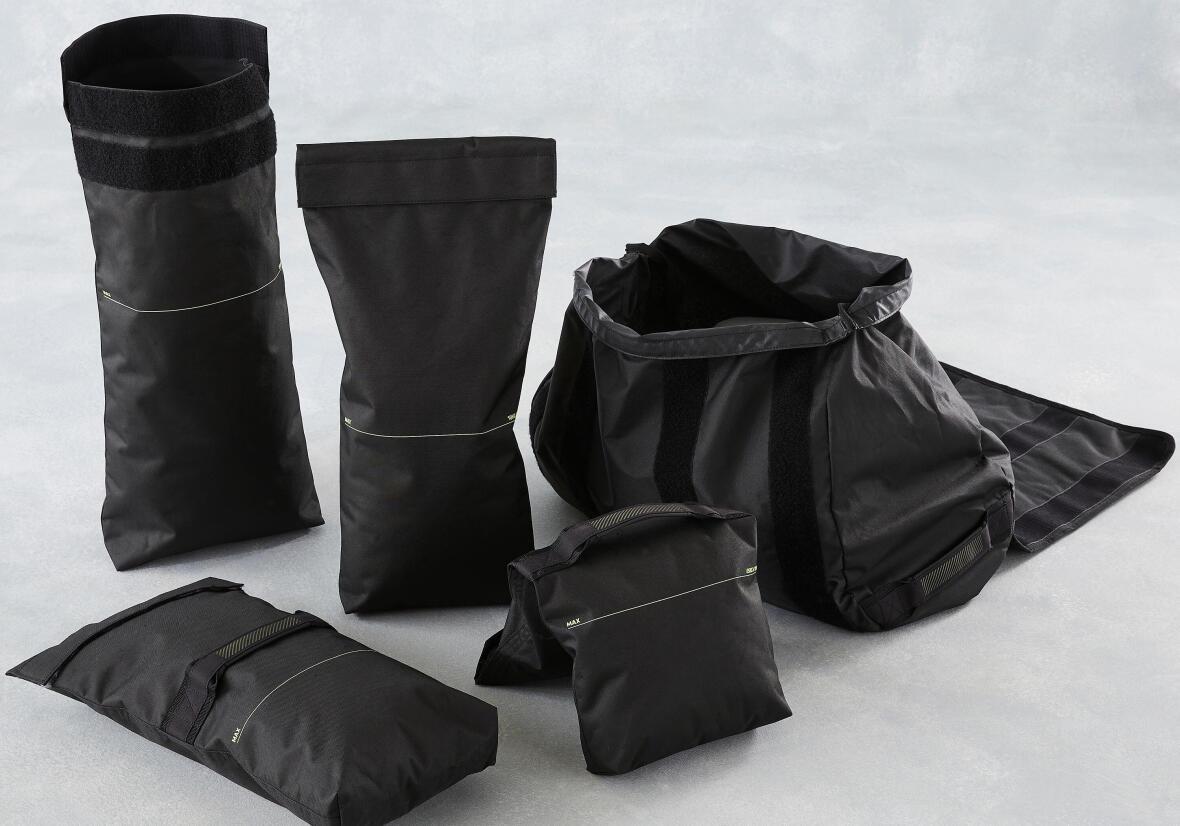 Comment utiliser un sac lesté ?   Exercices vidéos