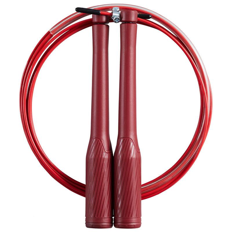 速度跳繩 - 紅色