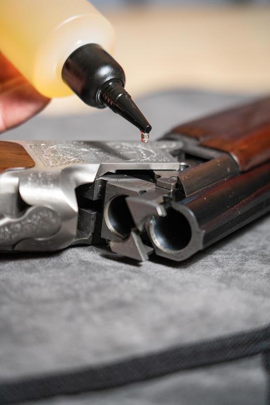 Kit nettoyage arme petit calibre