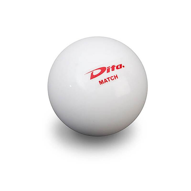 Smooth Field Hockey Match Ball - White