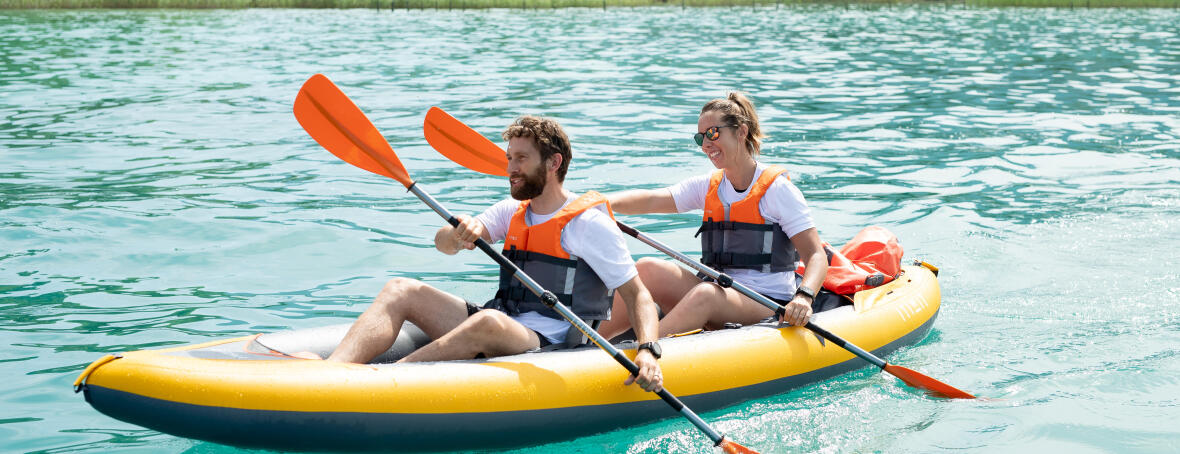 inflatable kayak touring