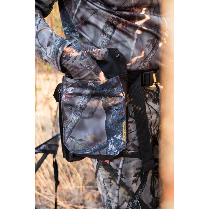 Ceinture chasse 500 camouflage