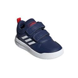 Turnschuhe Adidas Tensaur Babyturnen dunkelblau