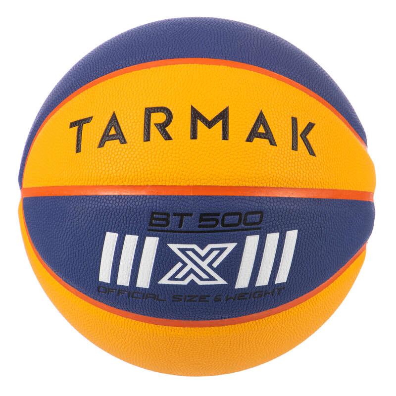 ТОПКИ ЗА БАСКЕТБОЛ СЪСТЕЗАНИЯ Баскетбол - БАСКЕТБОЛНА ТОПКА BT500 3X3 TARMAK - Топки