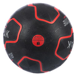 Adult Size 7 Basketball R900 - Red/BlackDurable and very grippy.