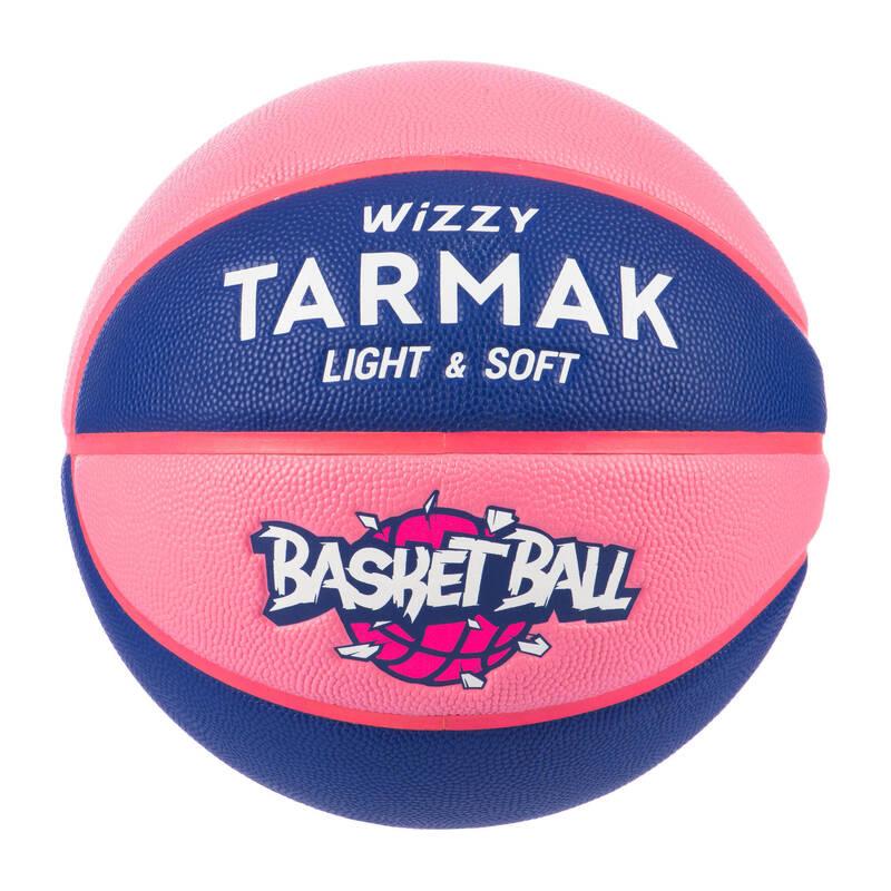 ZAČÁTKY S BASKETBALEM Basketbal - MÍČ WIZZY BB VEL. 5 TARMAK - Basketbalové míče