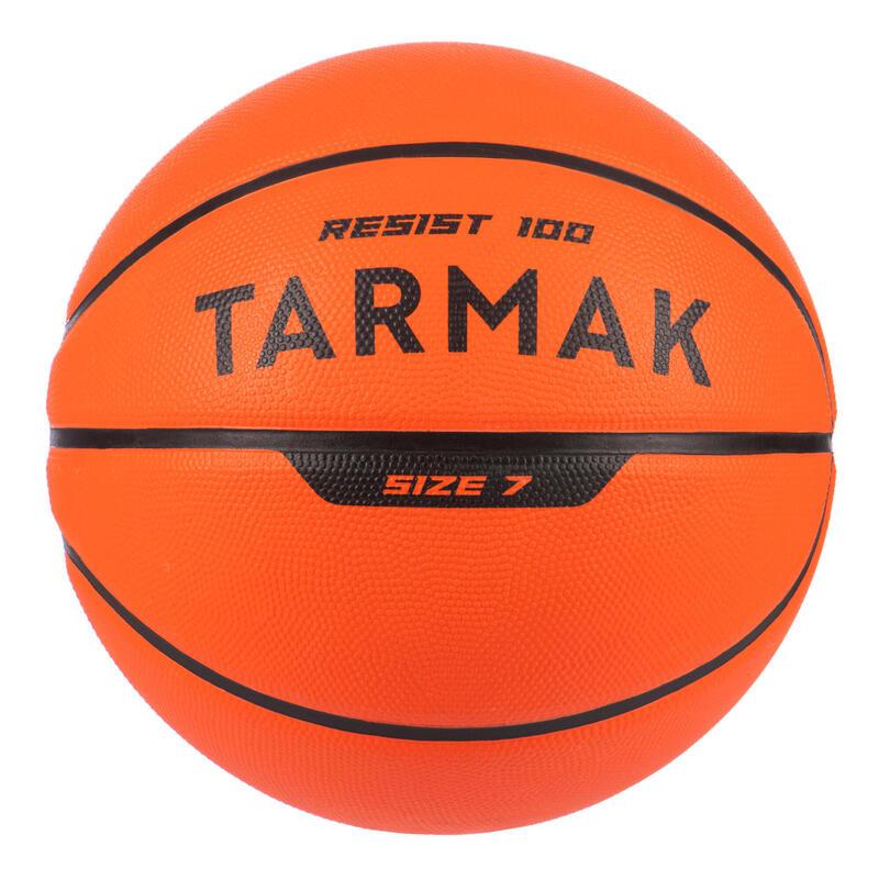 Basketbalový míč R100 velikost 7 oranžový