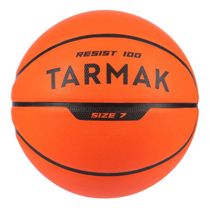 Hobbi labda Kosárlabda - Felnőtt kosárlabda R100, 7-es  TARMAK - Kosárlabdák